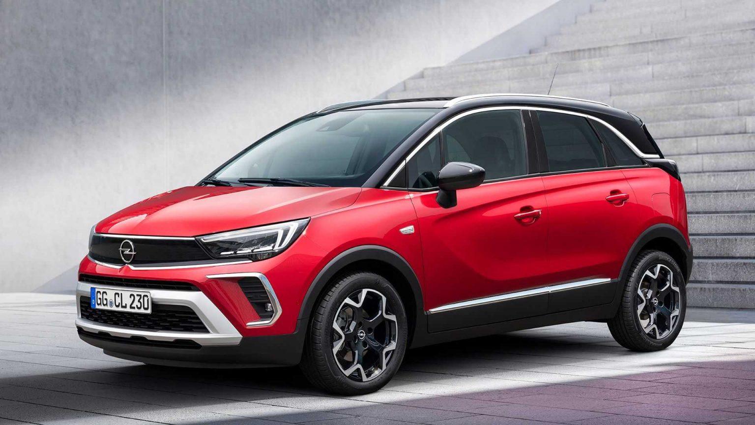 Opel Crossland 2021 Edition Preis und Technische Daten ...