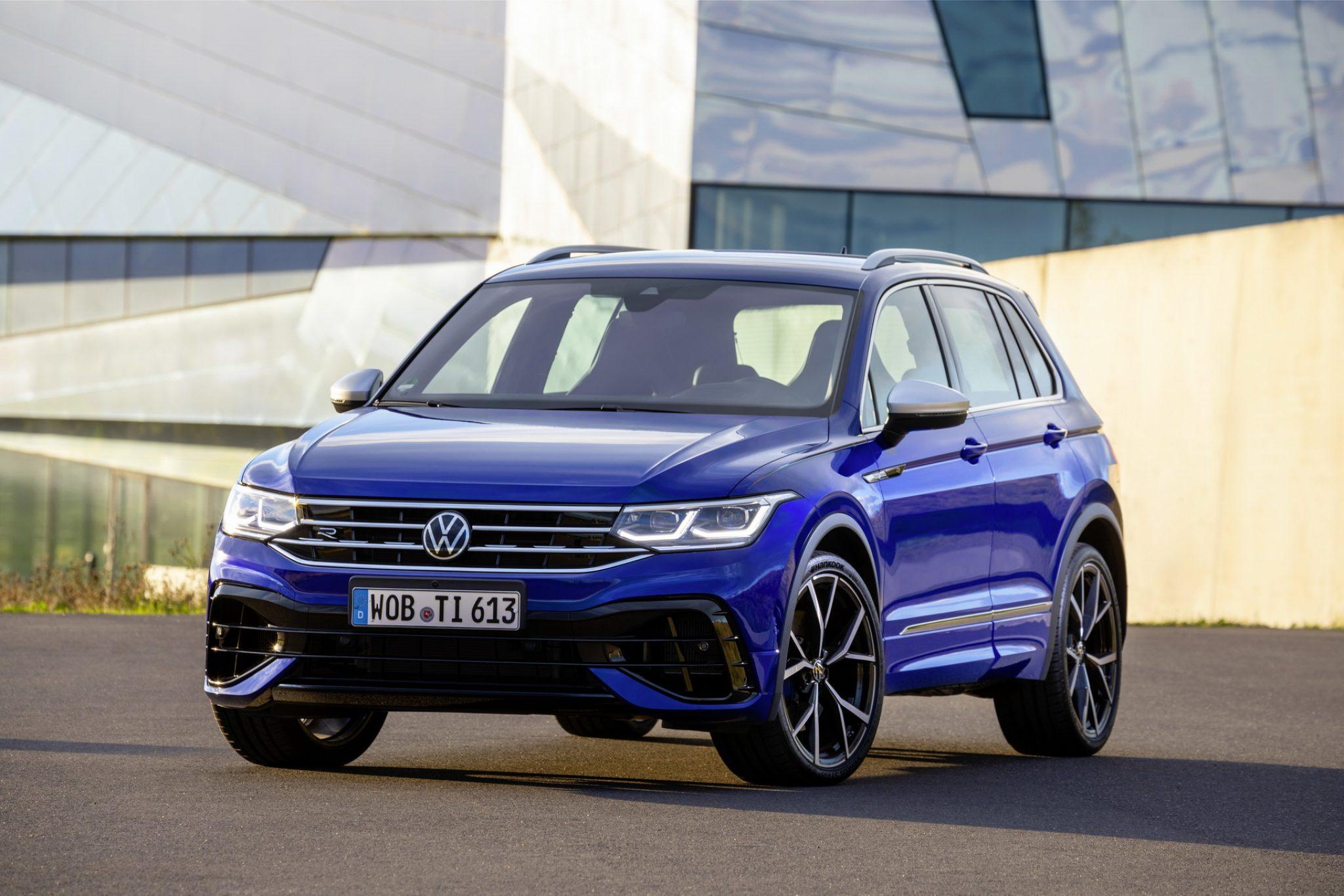 2021 Volkswagen Tiguan R Preis, technische Daten ...