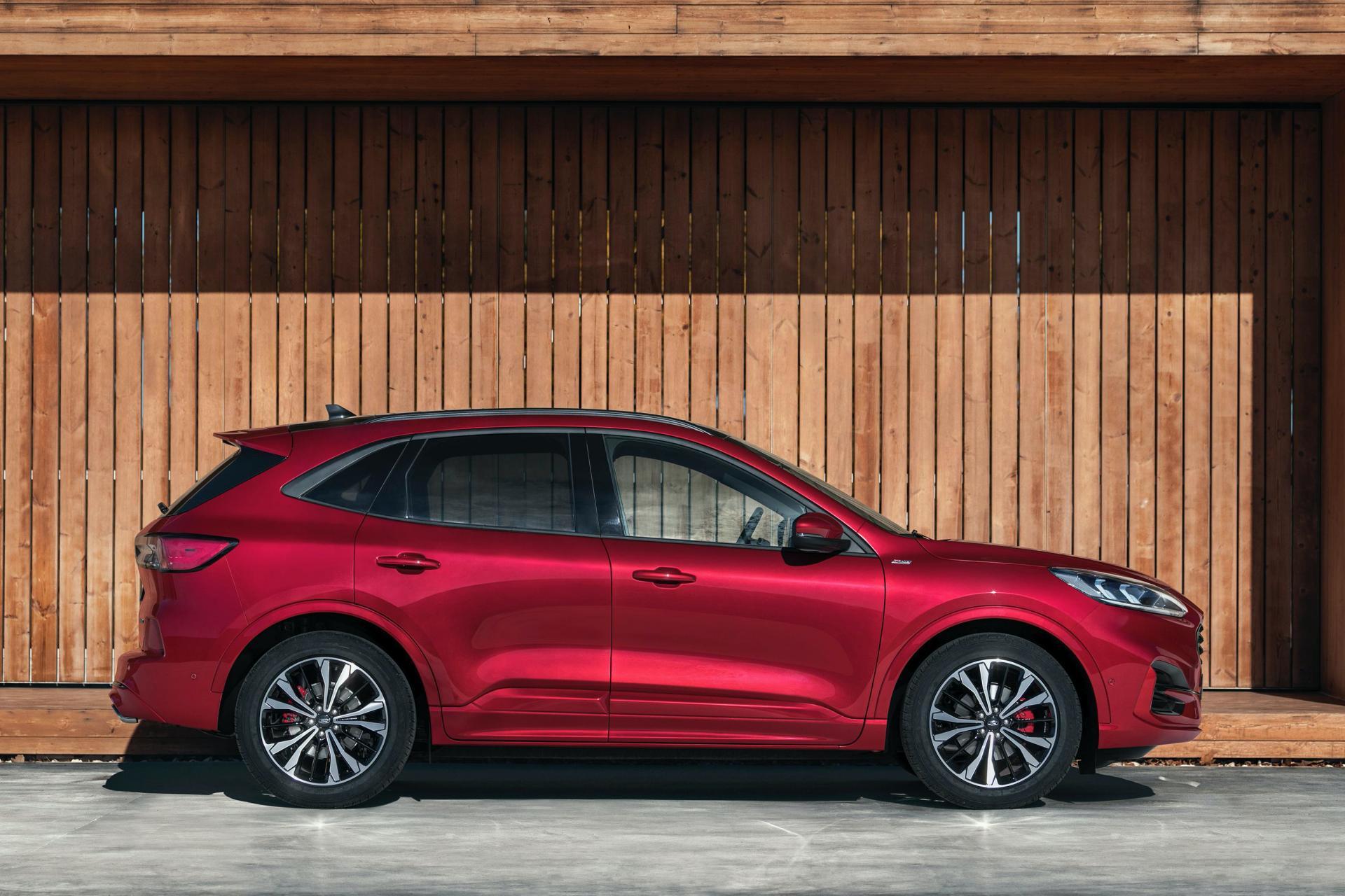 2021 Ford Focus Kuga Titanium-X Preisliste und technische ...