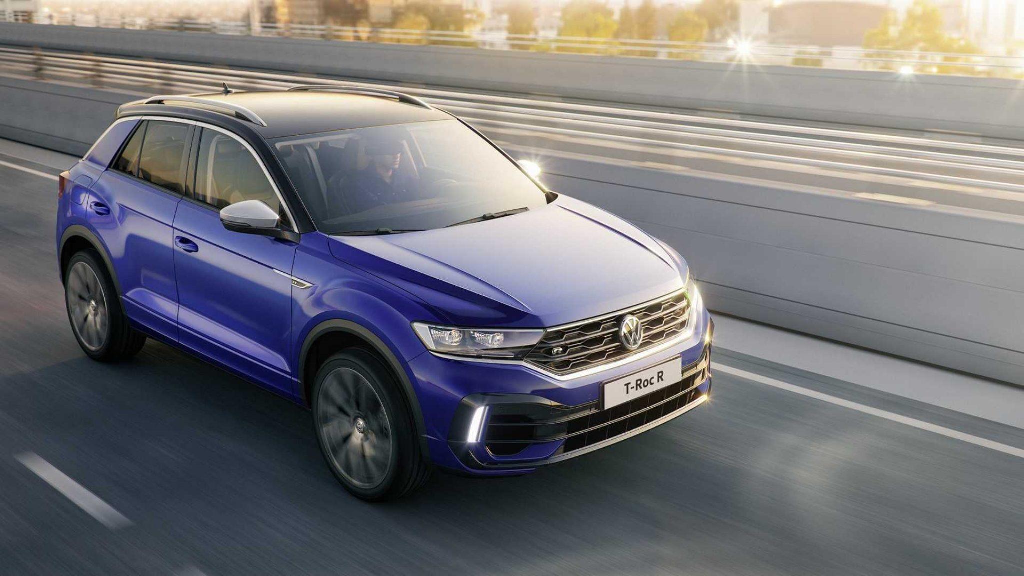 2021 VW T-ROC Cabrio R-Line Preisliste und Technische ...