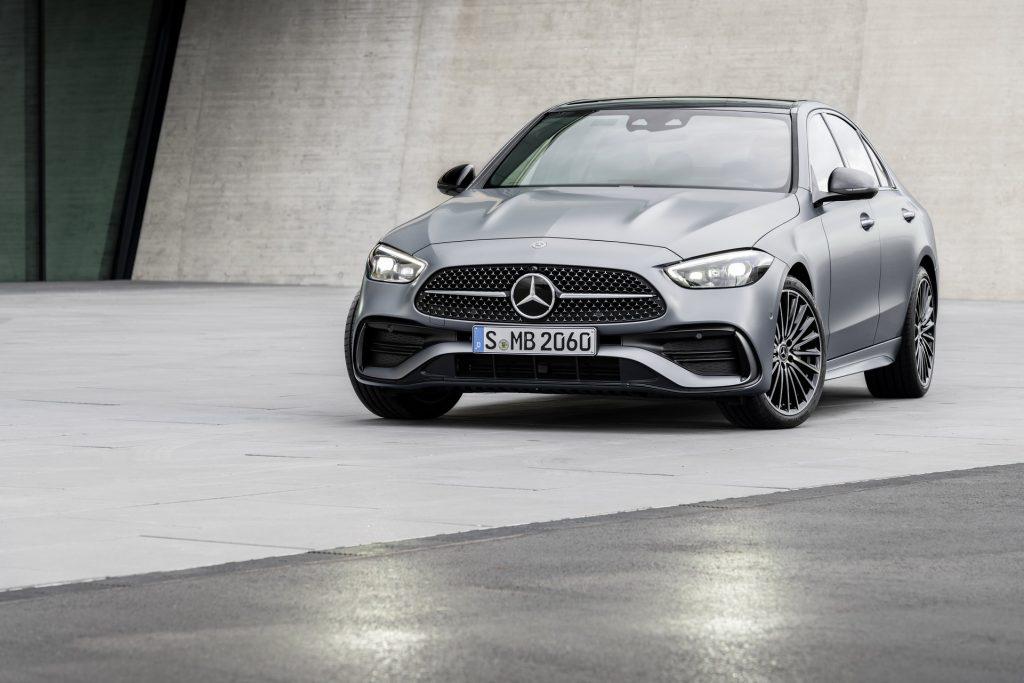 2022 Mercedes-Benz C-Klasse Limousine und T-Modell Preis ...