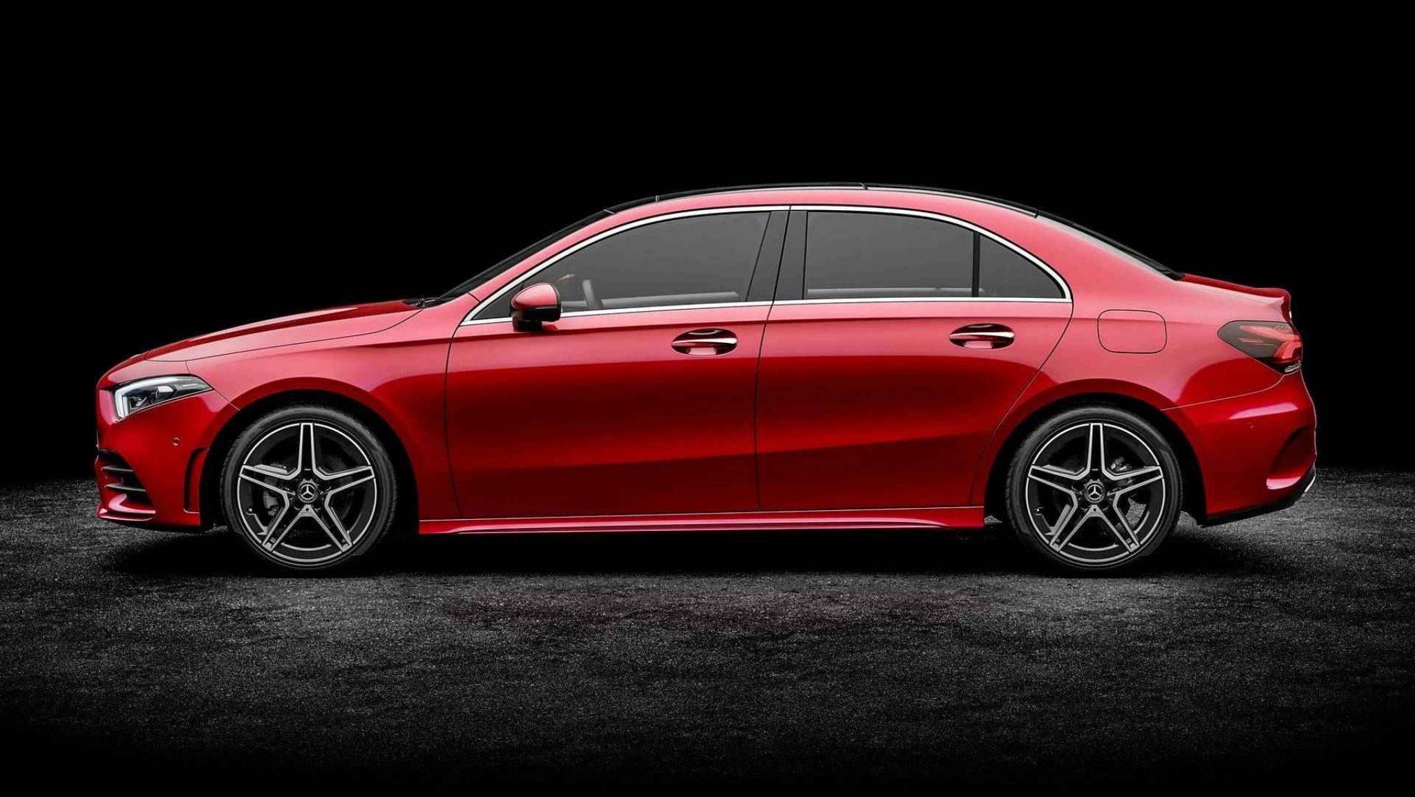 2021 Mercedes A-Klasse - Limousine - Diesel Preis und ...