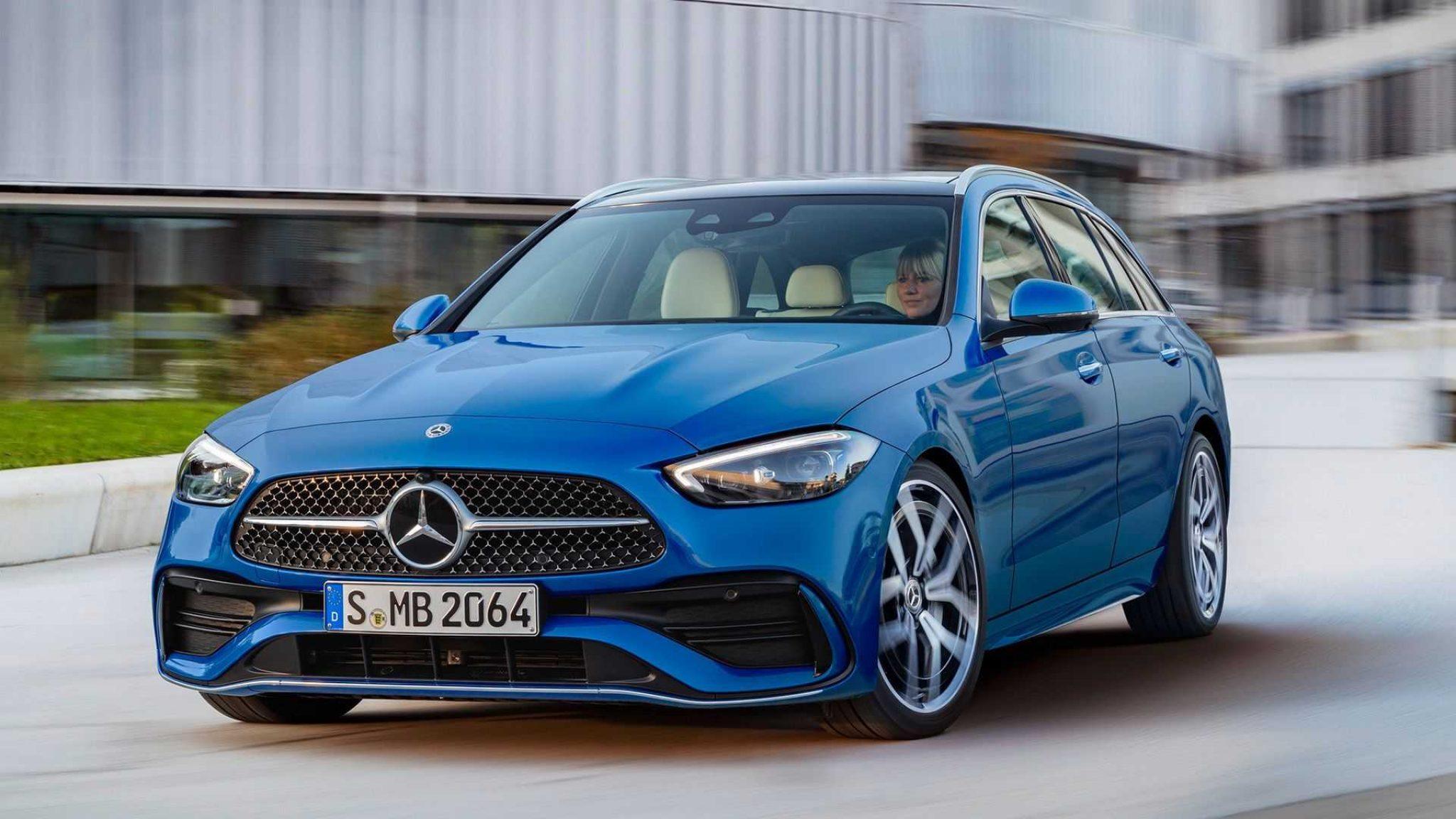 2021 Mercedes C Klasse T-Modell Benziner Preis und ...