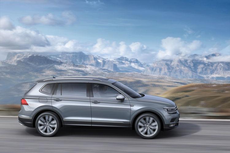 2021 VW Tiguan Allspace Highline Preisliste und Technische ...