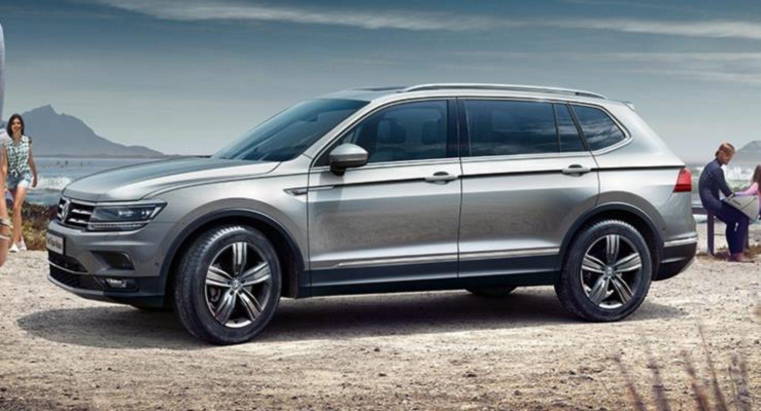 2021 VW Tiguan Allspace Comfortline Preisliste und ...