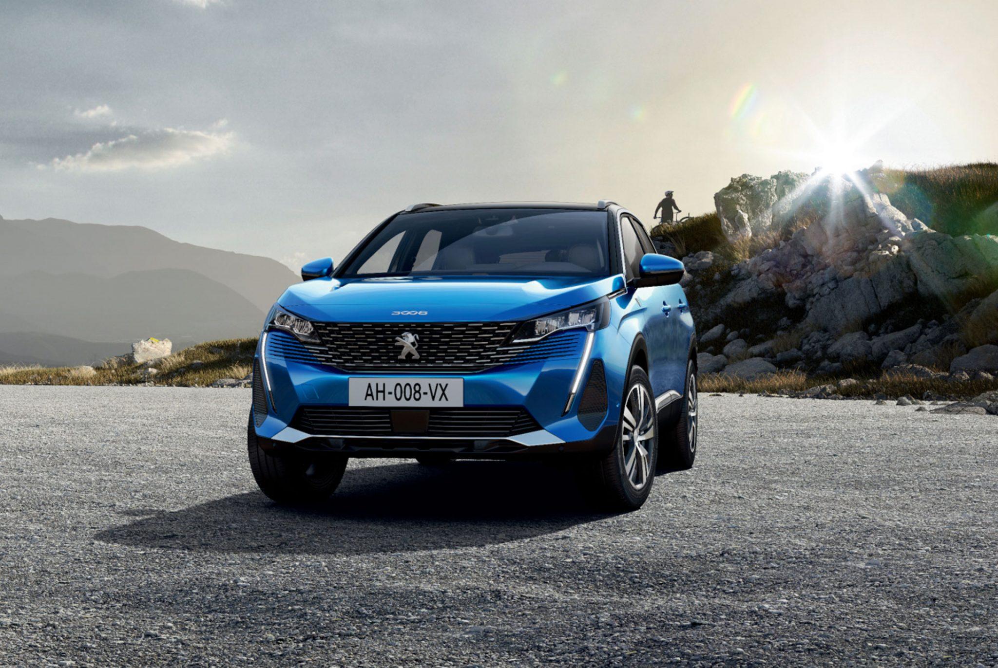 2021 Peugeot 3008 Roadtrip Edition: Preis und technische ...