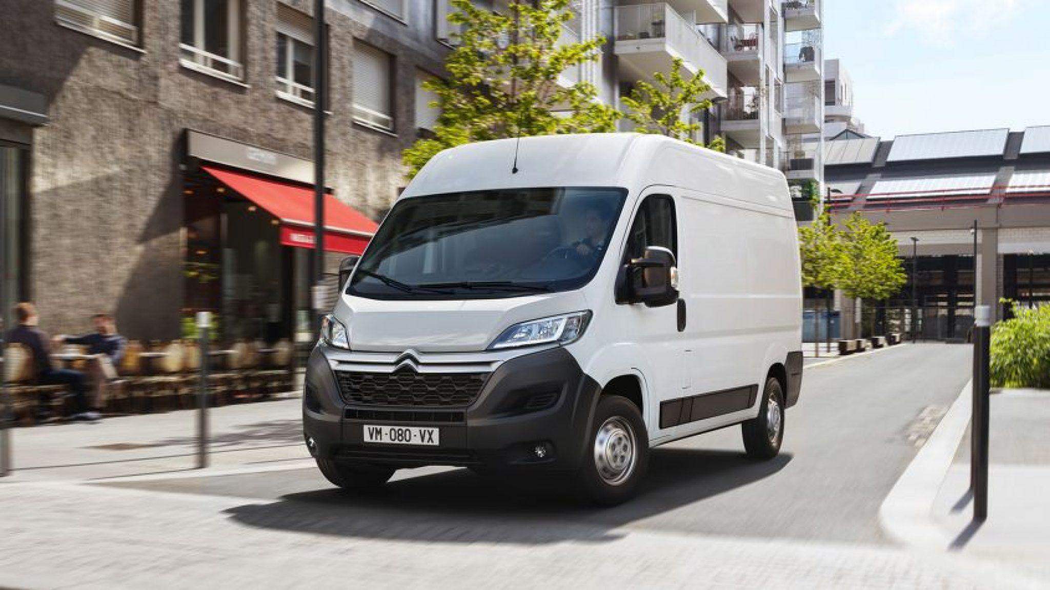 Citroen e-Jumper Elektro-Van :Preise und technische Daten ...