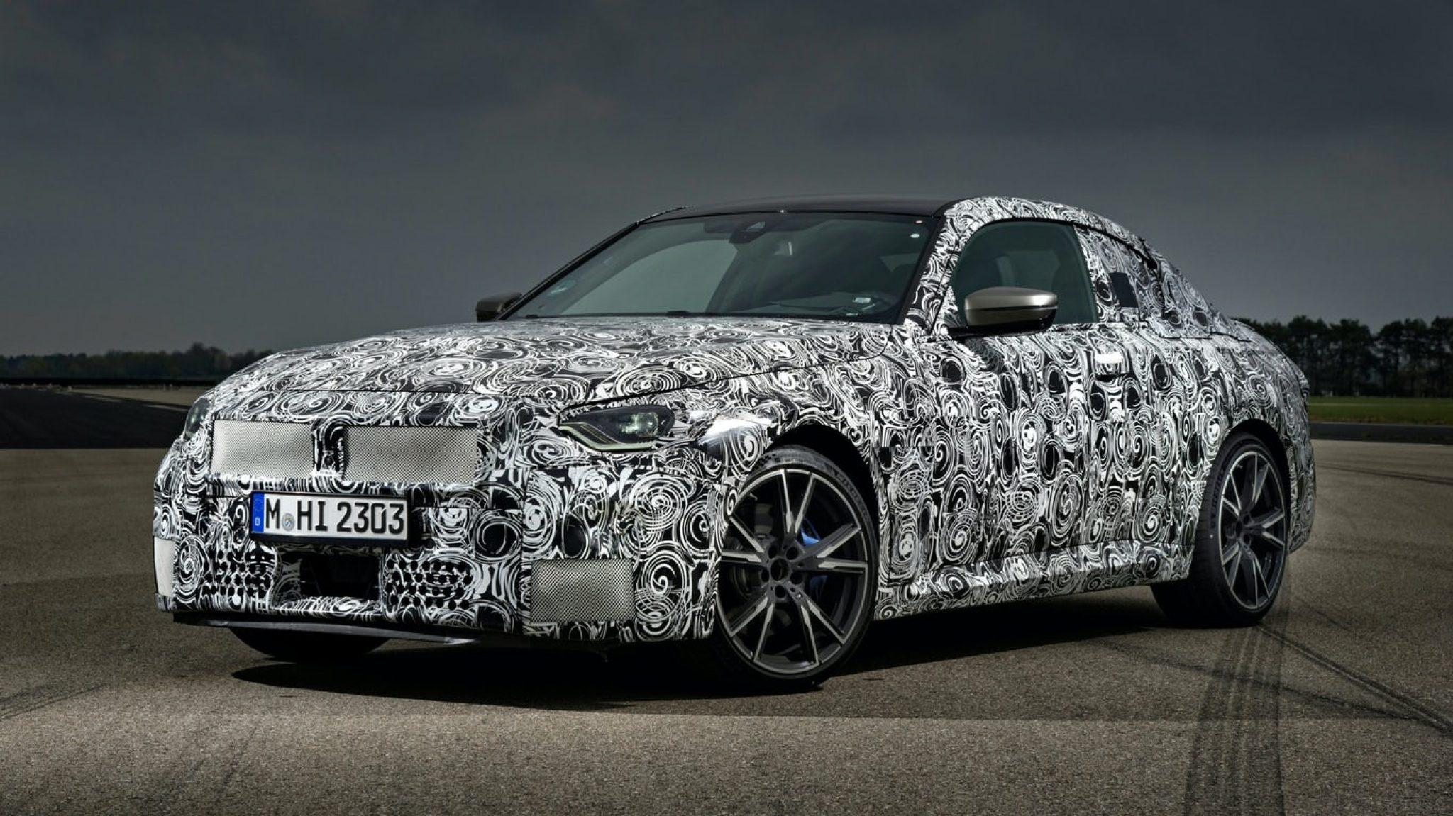 2022 BMW 2er Coupé :Preise und technische Daten 2021-05-22 ...