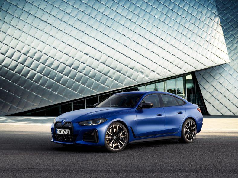 2022 BMW i4 M50 :Preise und technische Daten 2021-06-02 ...